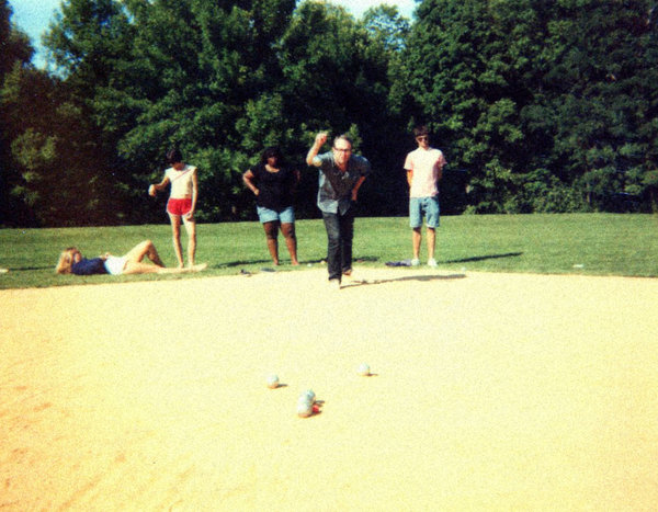 Beyond the Vanishing Point - Instants and Moments 2010-2011 - PETANQUE